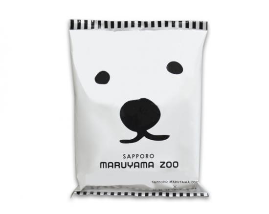 札幌円山動物園ラーメン【しお味】