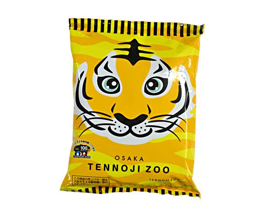 大阪天王寺動物園タイガーラーメン【カレー味】