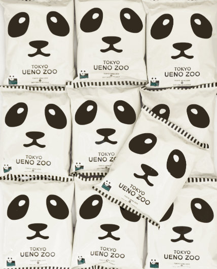 上野動物園パンダラーメン【しょうゆ味】2箱以上で送料無料♪